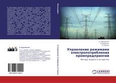 Bookcover of Управление режимами электропотребления промпредприятий