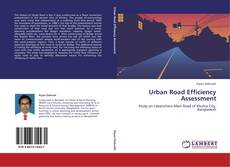 Bookcover of Urban Road Efficiency Assessment