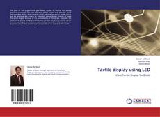 Buchcover von Tactile display using LED