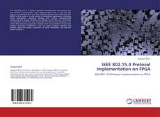Portada del libro de IEEE 802.15.4 Protocol Implementation on FPGA