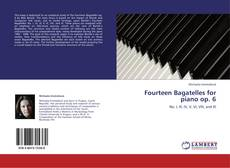 Bookcover of Fourteen Bagatelles for piano op. 6