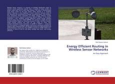 Capa do livro de Energy Efficient Routing in Wireless Sensor Networks