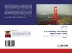 Borítókép a  Relationship for Various Properties of SFRC - hoz