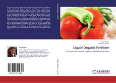 Bookcover of Liquid Organic Fertilizer