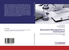 Capa do livro de Document Management in Construction