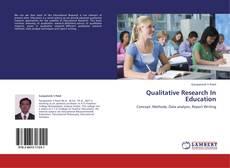 Qualitative Research In Education kitap kapağı