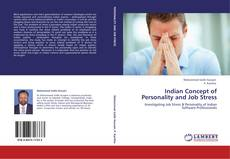 Bookcover of Indian Concept of Personality and Job Stress