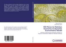 Copertina di FDI Flows to Pakistan Economy in Dynamic Econometric Model