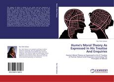 Copertina di Hume's Moral Theory As Expressed In His Treatise And Enquiries