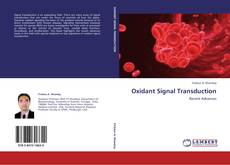 Bookcover of Oxidant Signal Transduction