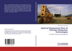 Optimal Deployment Plan of Emission Reduction Technologies kitap kapağı