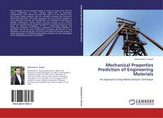 Bookcover of Mechanical Properties Prediction of Engineering Materials