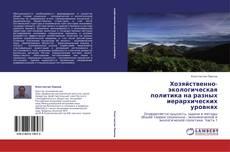 Couverture de Хозяйственно-экологическая политика на разных иерархических уровнях