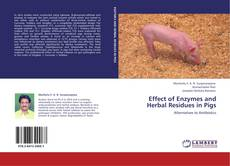 Couverture de Effect of Enzymes and Herbal Residues in Pigs