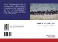 Rural-Urban Migration kitap kapağı