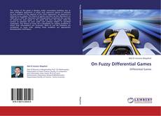 Bookcover of On Fuzzy Differential Games