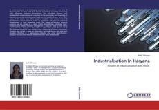 Portada del libro de Industrialisation In Haryana