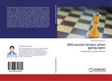 Borítókép a  OSS success factors when going open - hoz