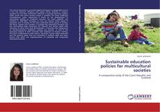Buchcover von Sustainable education policies for multicultural societies