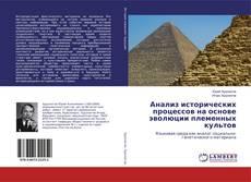 Bookcover of Анализ исторических процессов на основе эволюции племенных культов