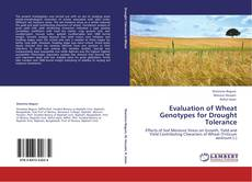 Bookcover of Evaluation of Wheat Genotypes for Drought Tolerance