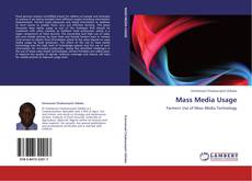 Bookcover of Mass Media Usage