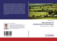 Portada del libro de New Sources of Employment in Rural Areas