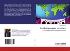 Vendor Managed Inventory kitap kapağı