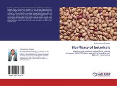 Couverture de Bioefficacy of botanicals