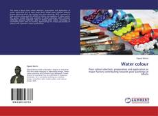 Bookcover of Water colour