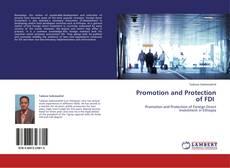 Borítókép a  Promotion and Protection of FDI - hoz