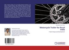 Bookcover of Motorcycle Trailer for Rural India
