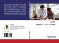 Bookcover of Credit Risk Management