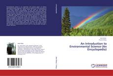 Couverture de An Introduction to Environmental Science (An Encyclopedia)