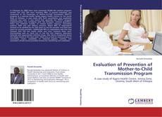 Couverture de Evaluation of Prevention of Mother-to-Child Transmission Program
