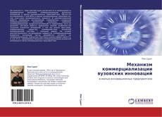 Механизм коммерциализации вузовских инноваций kitap kapağı