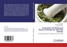 Couverture de Evaluation Of Medicinal Plants & Shilajit for Anti-HIV Activity