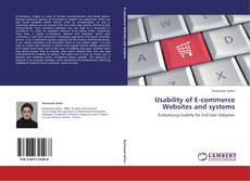 Couverture de Usability of E-commerce Websites and systems