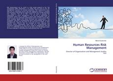 Capa do livro de Human Resources Risk Management