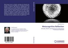Bookcover of Metacognitive Reflection
