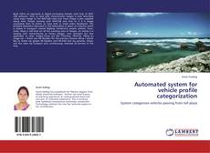 Capa do livro de Automated system for vehicle profile categorization