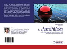 Capa do livro de Dynamic Web Services Composition and Execution