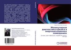 Bookcover of Молекулярная диагностика кризиса в энергонасыщенных помещениях