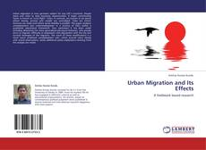 Capa do livro de Urban Migration and Its Effects