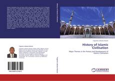 Bookcover of History of Islamic Civilisation