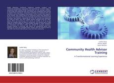 Bookcover of Community Health Advisor Training