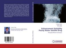 Buchcover von Enhancement Solubility Poorly Water Soluble Drug