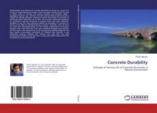 Borítókép a  Concrete Durability - hoz