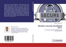 Couverture de Wireless security Handbook 2011