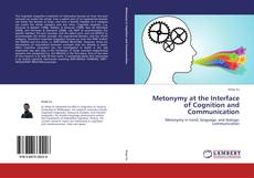 Metonymy at the Interface of Cognition and Communication kitap kapağı